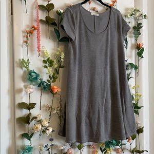Socialite Swing T-Shirt Dress